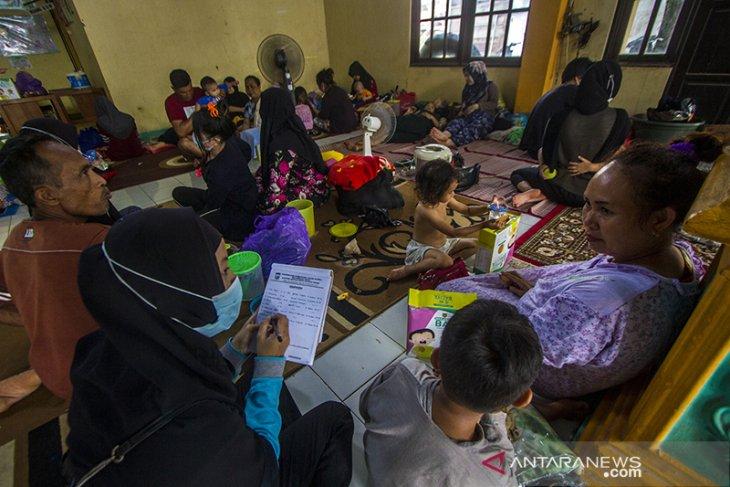 Ribuan Jiwa Terdampak Banjir Di Tanah Bumbu
