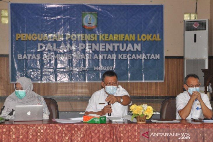 Pemkab Belitung Timur tentukan batas desa berdasarkan kearifan lokal