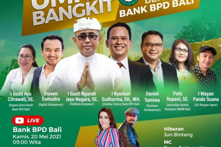 Bank BPD Bali gandeng STMIK Primakara berikan dana stimulus usaha pada UMKM