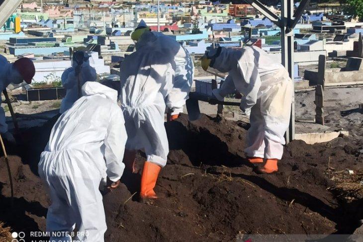 Pasien COVID-19 meninggal dunia di Bangka capai 57 orang
