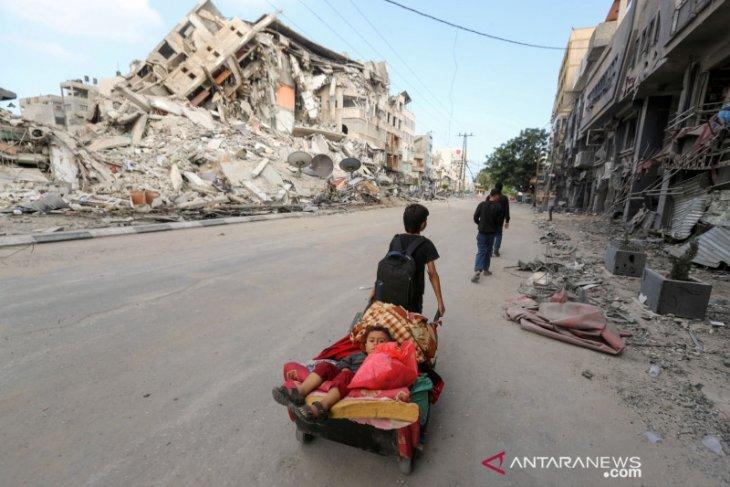 Ribuan warga Australias protes serangan Israel di Gaza