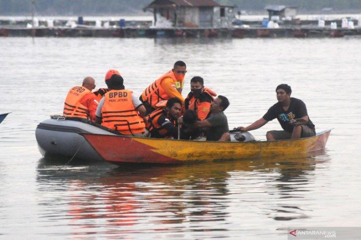 Polisi belum tetapkan tersangka kecelakaan perahu tewaskan sembilan penumpang