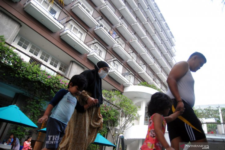 PHRI Kota Bogor tahan tingkat hunian hotel maksimal tetap 50 persen