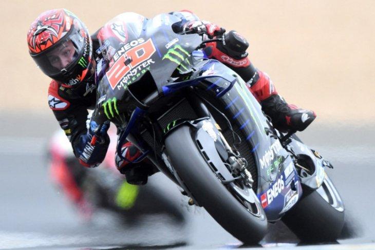 Statistik jelang MotoGP Prancis di Le Mans