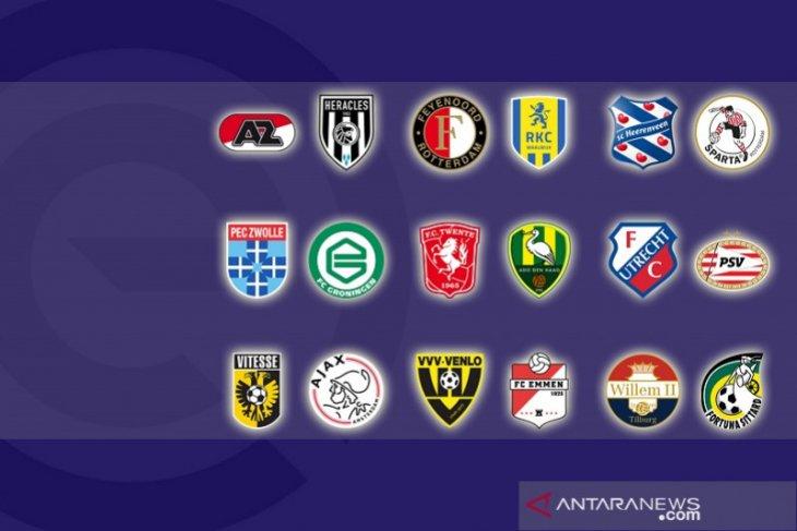 Jadwal Liga Belanda: apa  yang diperebutkan di pekan pemungkas?
