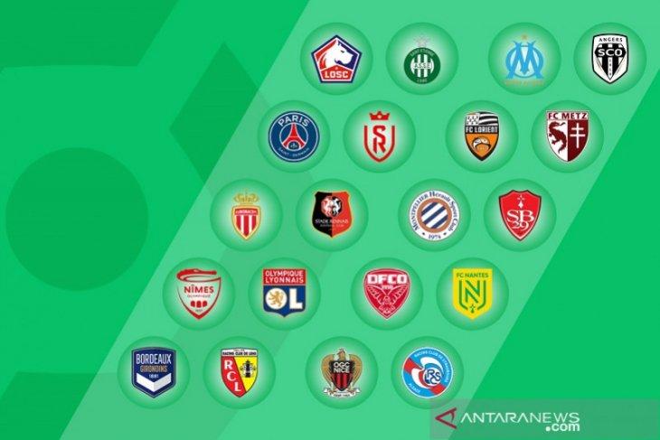 Jadwal Liga Prancis: akankah Lille raih juara pekan ini?