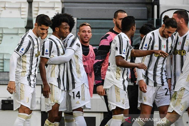 Liga Italia setelah Juventus kembali ke empat besar