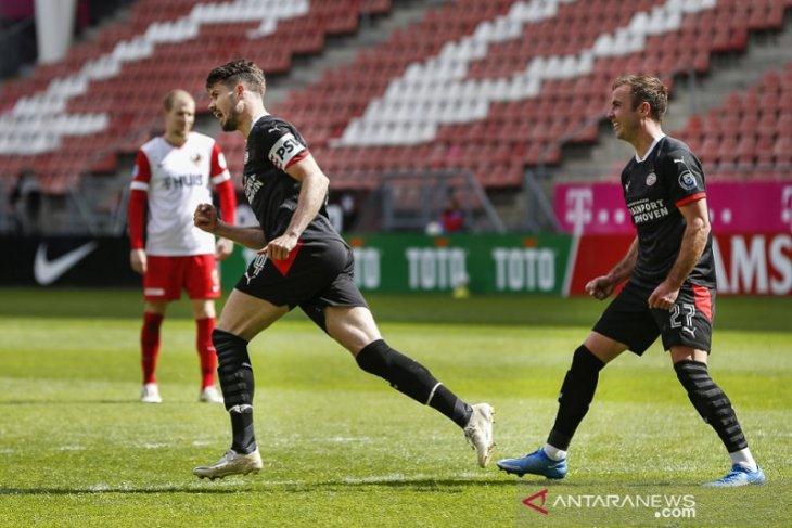 PSV raih tiket Liga Champions meski cuma bermain imbang, AZ ke Liga Europa