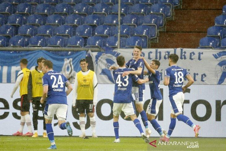 Klasemen Liga Jerman: Schalke 04 bantu Leipzig kunci tiket Champions