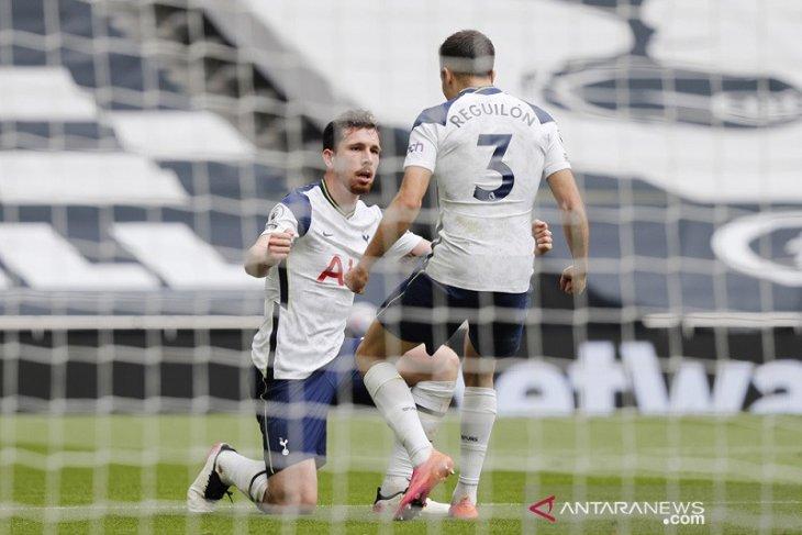 Liga Inggris: Tottenham sikat Wolverhampton demi jaga peluang empat besar