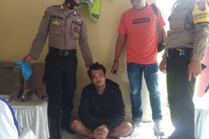 Pemalak supir angkot bawa warga Lebaran diamanakan petugas Pos Pam Megawati Binjai