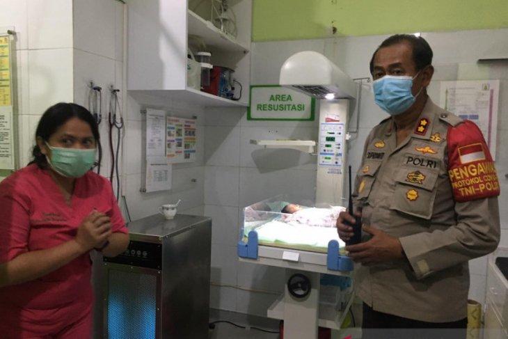 Polisi buru pembuang bayi di Kali Jelawe Jakarta Selatan