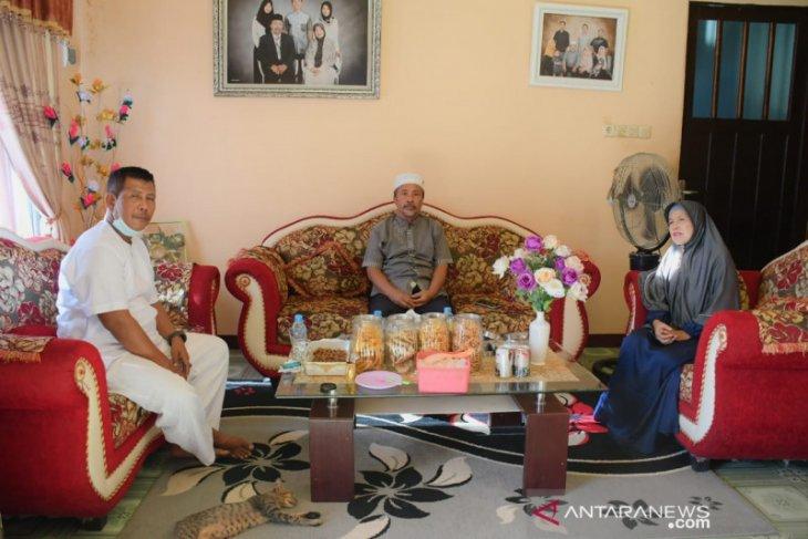 Bupati Kayong Utara silaturahim ke rumah kepala OPD