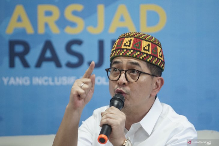 Arsjad Rasjid: Pengembangan ekonomi butuh kerjasama pengusaha daerah