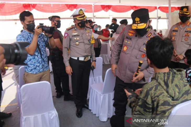 DKI Jakarta siapkan 31.000 tes antigen di pos penyekatan perbatasan