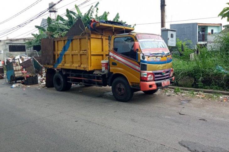 Volume sampah di  Tangerang naik empat persen selama libur lebaran