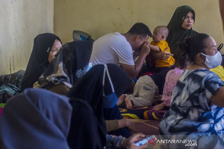 Korban Banjir Desa Sinar Bulan bakal direlokasi