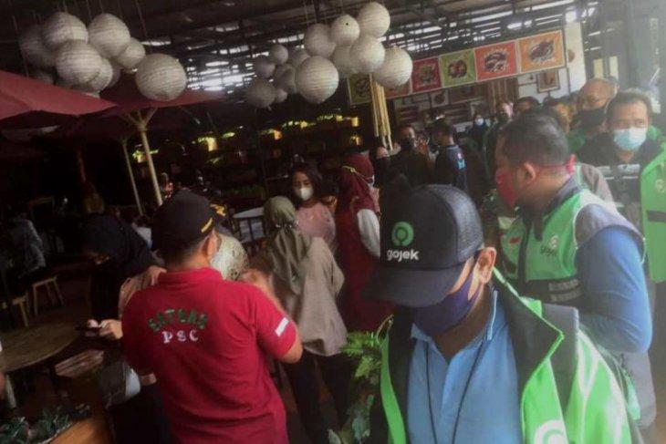 Satgas COVID-19 Kota Madiun tegur restoran langgar prokes