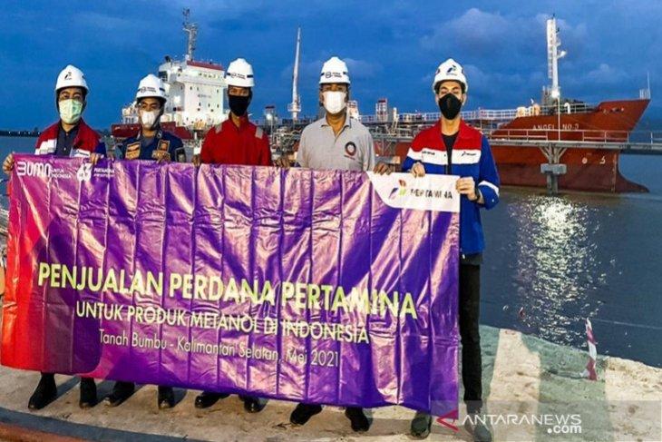 Pertamina jual metanol untuk pasar domestik