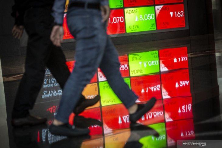 Investor masih cerna pernyataan  Fed, IHSG menguat