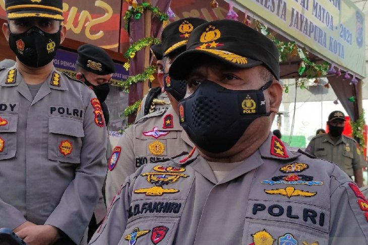 Personel Satgas Nemangkawi terluka dalam baku tembak dengan KKB