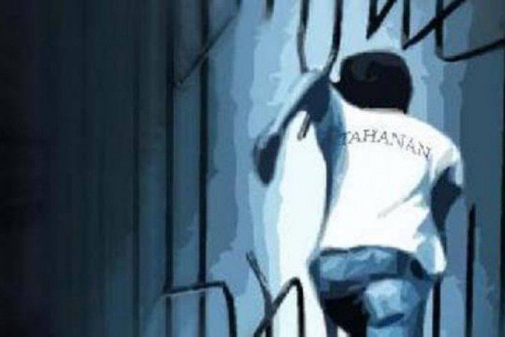 Satu dari lima tahanan BNN Sumut yang kabur menyerahkan diri