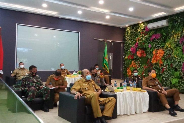 Presiden zoom meeting dengan Wakil Bupati Langkat waspadai penyebaran COVID-19 pasca-Lebaran