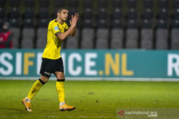 Top skor Liga Belanda: kesuburan Giakoumakis cetak gol tak mampu selamatkan VVV