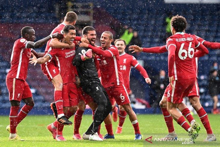 Klasemen Liga Inggris selepas duo Merseyside pisah jalan menuju Eropa