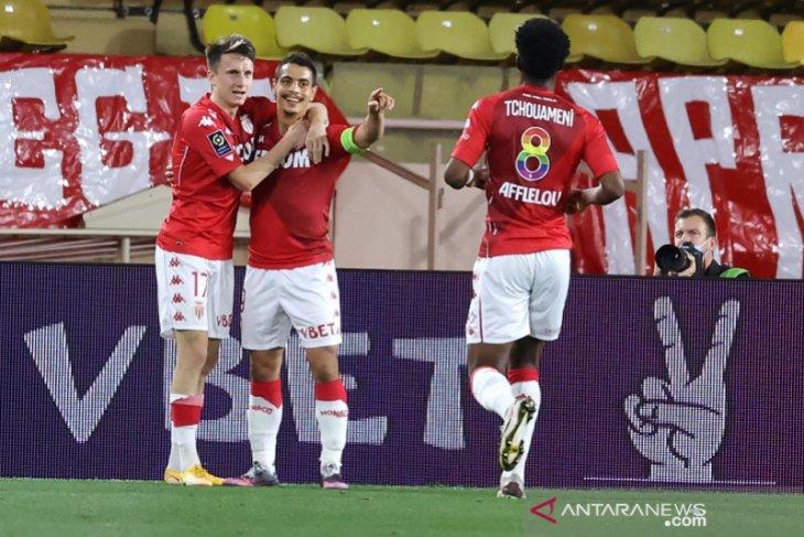 Monaco perkuat cengkeraman zona Champions seusai tundukkan Rennes 2-1