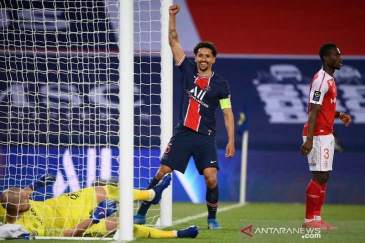 Klasemen Liga Prancis :  Lille terpeselet, asa juara PSG menyala lagi