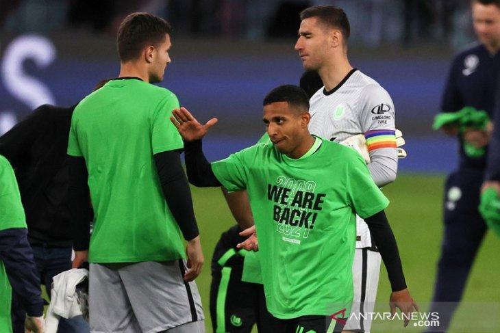 Wolfsburg raih tiket terakhir Liga Champions