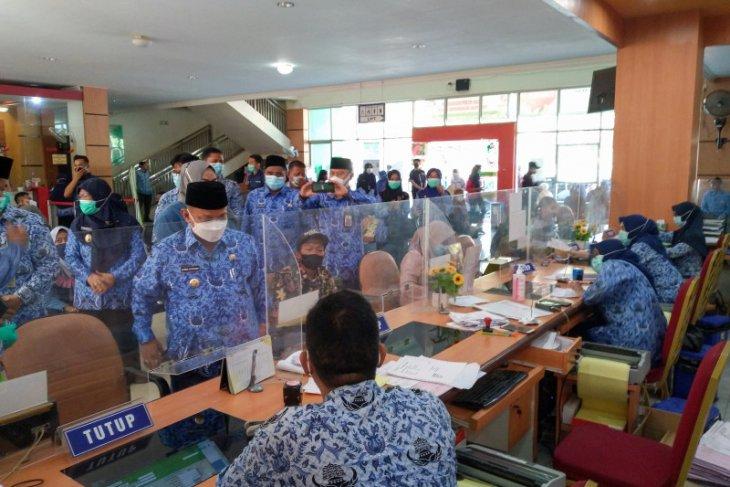 Pascalibur Lebaran, Bupati Situbondo sidak pelayanan di rumah sakit