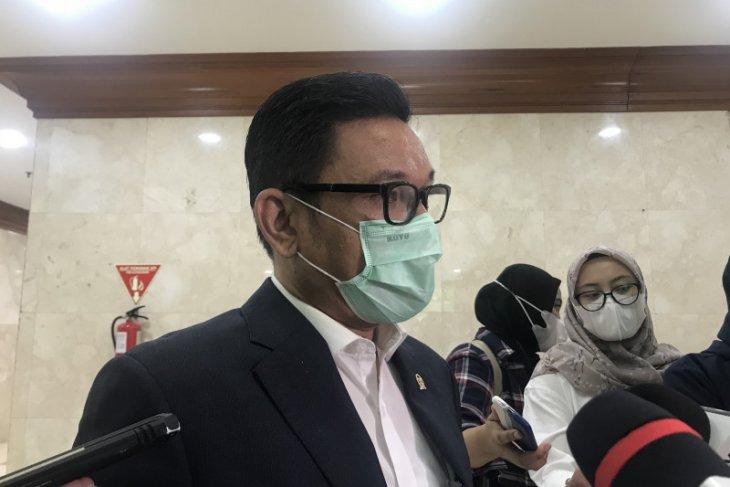 Dana haji diisukan untuk proyek pemerintah begini tanggapan anggota DPR Ace Hasan Syadzily