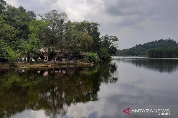 Danau Sebedang alami lonjakan pengunjung selama libur Lebaran