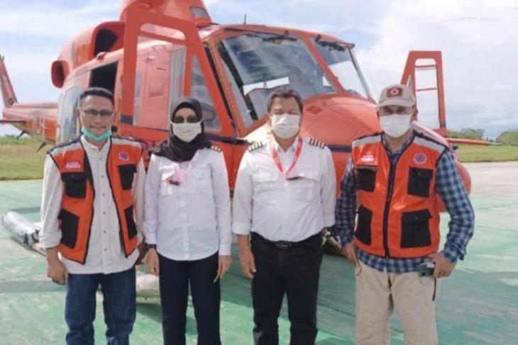 BNPB siagakan satu unit helikopter bantu mobilisasi tim jika bencana di Malut