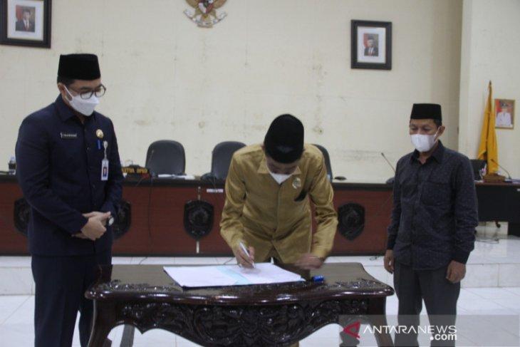 Perda Pemilihan Pembakal disahkan, DPRD HST minta Pemkab segera siapkan anggaran
