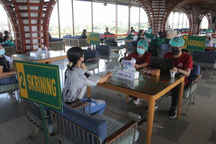 650 pelaku pariwisata di Badung-Bali gunakan Vaksin Sinovac