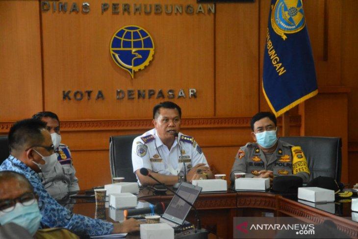 Dishub Denpasar perketat arus balik Lebaran