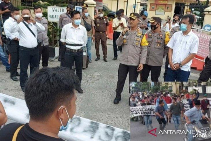 Aktivis Tanjungbalai sesalkan pernyataan dinilai rasis, Kapolres: Itu opini wartawan