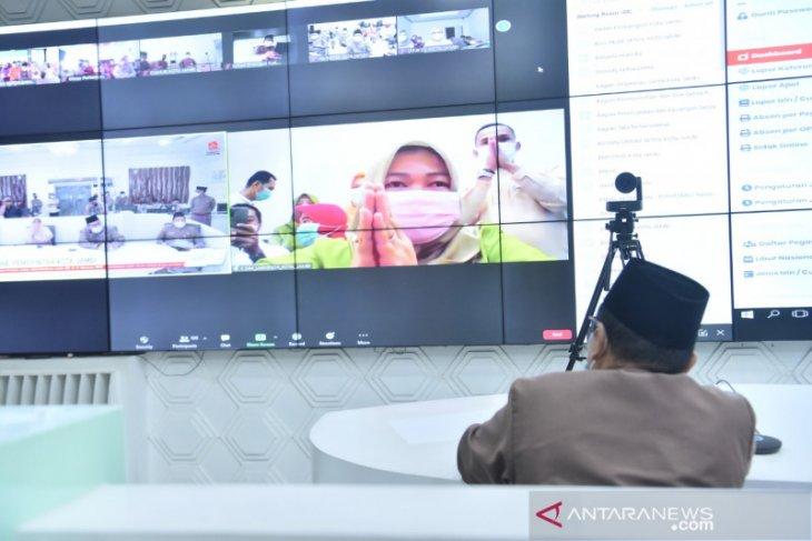 Kemenkominfo tinjau pelaksanaan  'Smart City' Kota Jambi