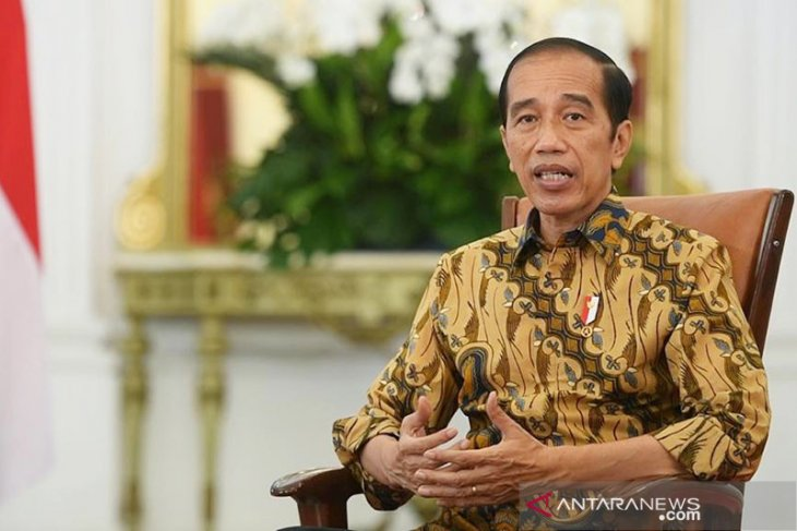 Presiden tinjau proyek kereta cepat Jakarta-Bandung