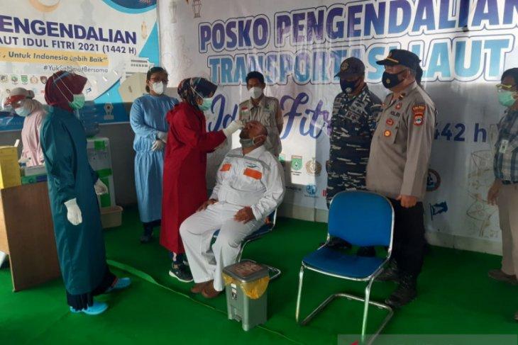 Pelayanan rapid antigen di pelabuhan fery Batulicin gratis