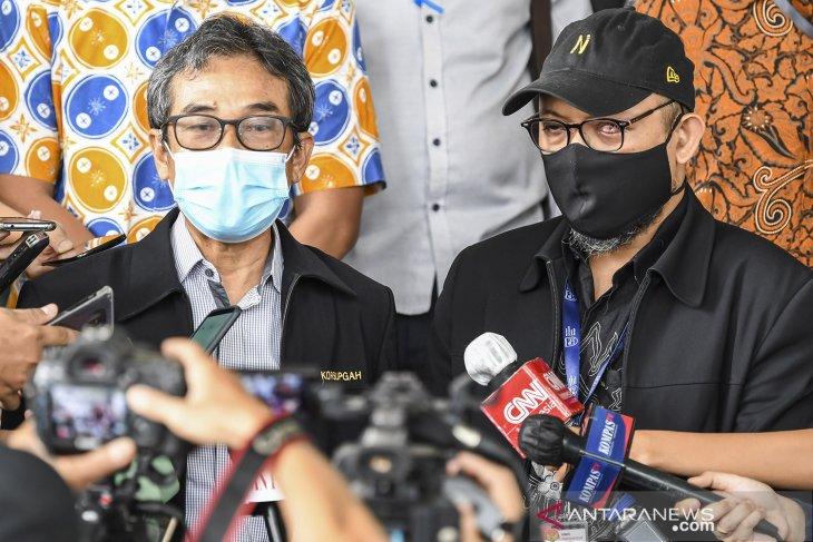 Dilaporkan ke Dewas KPK, Indriyanto Seno Adji maklumi