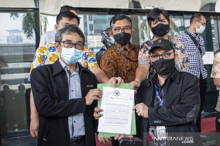 Lima Pimpinan KPK dilaporkan ke dewas