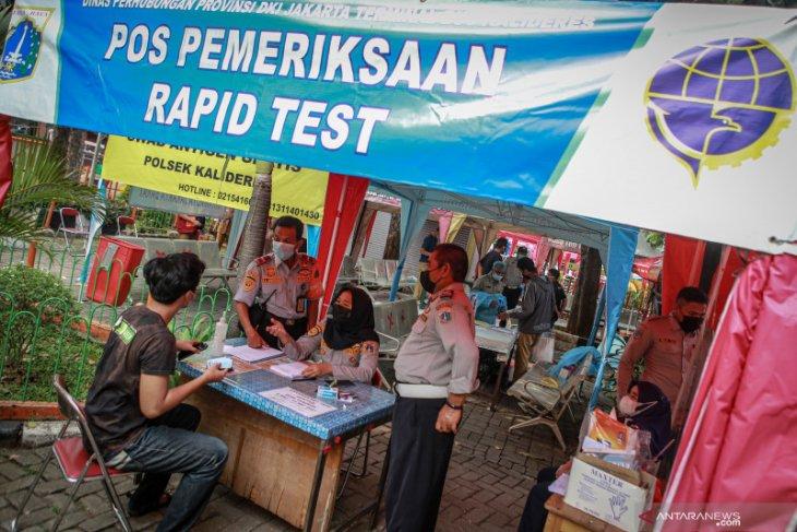 Polda Metro Jaya temukan 10 pemudik positif COVID-19