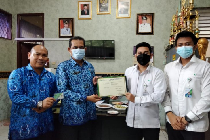 1.061 guru honorer Disdik Kota Serang terdaftar program BPJS Ketenagakerjaan