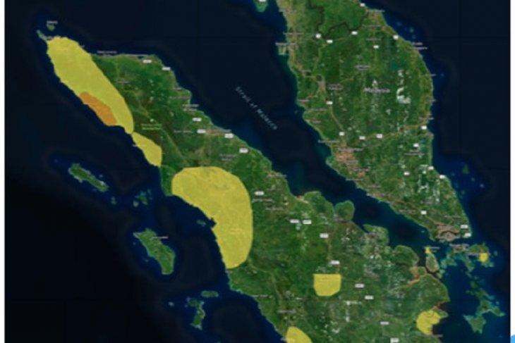 BMKG ingatkan masyarakat akan cuaca ektrim di Sumut