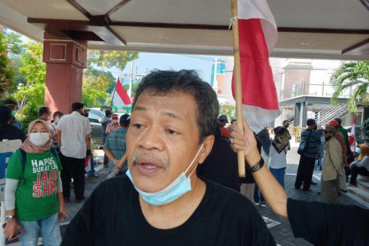 Warga Surat Ijo Surabaya tolak pengesahan Raperda Aset Kekayaan Daerah