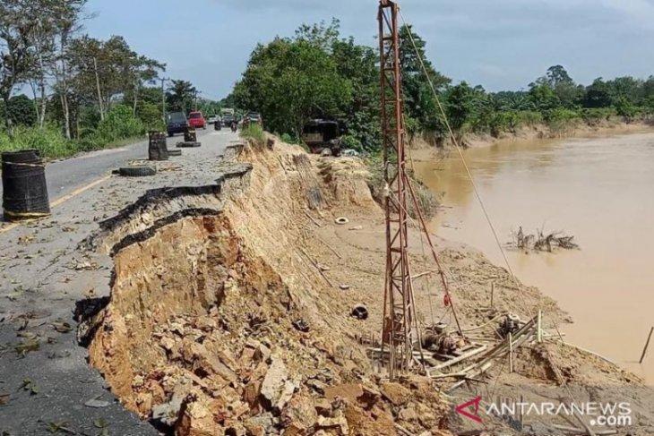 BPJN IV akan percepat perbaikan jalan akibat langsor di Sarolangun
